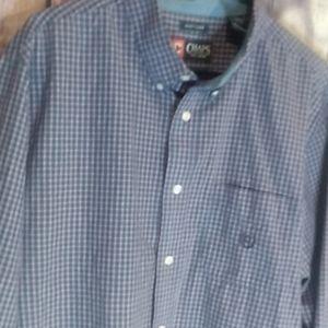 Chaps Plaid Men's Shirt